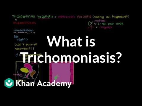 What is trichomoniasis? | Infectious diseases | NCLEX-RN | Khan Academy