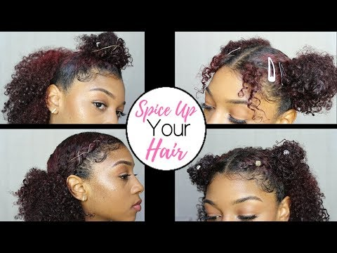 Natural Curly Hairstyles for Summer 2018 ( Basic to Trendy )