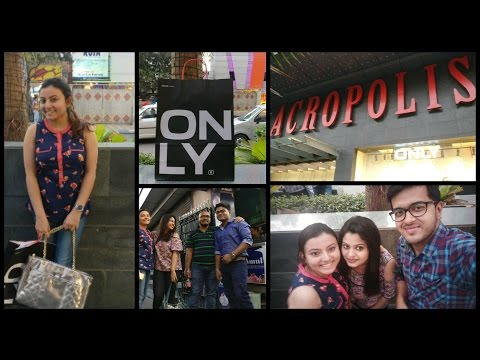 Kolkata Shopping Vlog | Acropolis Mall | A Day Out with Friends