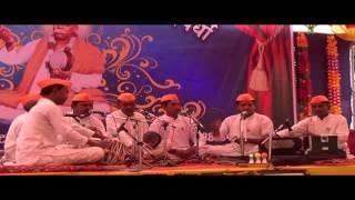 Best Harmonium in Bhajan Spardha Tiosa  Dhire Dhire Rahome Chalona jara of Tukdoji Maharaj