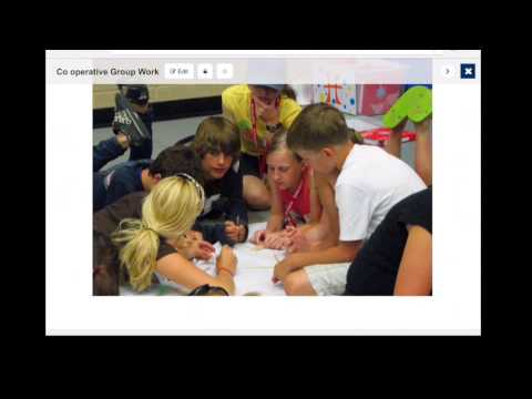Access Eportfolios from Chrome on iPad and Creating Bookmark