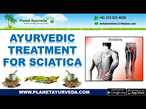 Ayurvedic Treatment For Sciatica (Sciatic Nerve Pain)- Causes, Symptoms, Diagnosis & Herbal Remedies