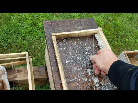 New Beekeepers save money on buying wax