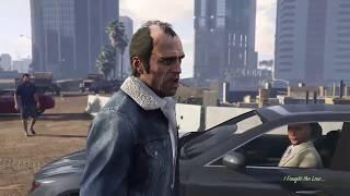 Grand Theft Auto 5 story mode