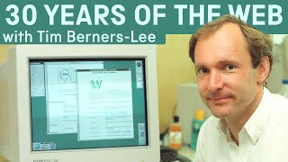 Download Celebrating 30 years of the Web with Sir Tim Berners-Lee at the Science Museum Video