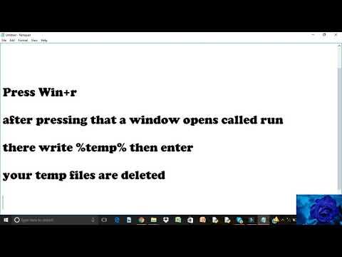 How to delete prefetch files form a windows 10 pc
