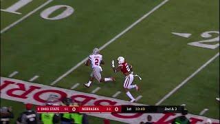 J.K. Dobbins 52-Yard Touchdown Run vs. Nebraska