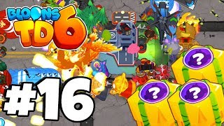 Bloons Tower Defense 6 Stream! CHIMPS Mode!!!
