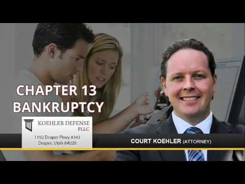 How Can I Rebuild Credit After Filing For Chapter 13 Bankruptcy? | (801) 441-2013