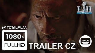 Mrakodrap (2018) CZ HD trailer Super Bowl