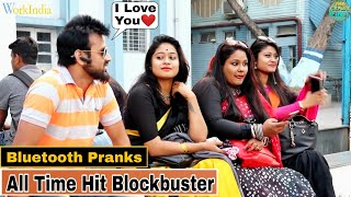 Bluetooth Prank All Time Hit Blockbuster Pranks Ever  600K Special Video By TCI