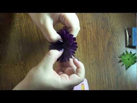 Handmade Flower Hair Accessory