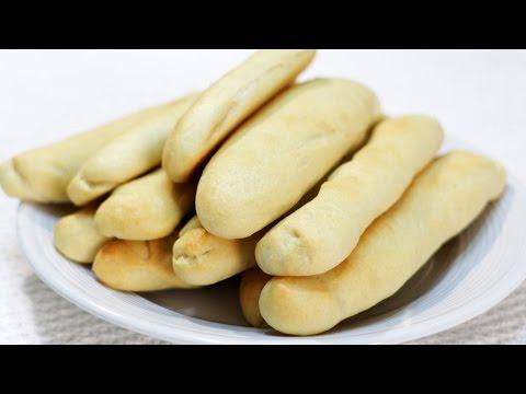 How to Make Breadsticks | Easy Olive Garden Breadsticks recipe