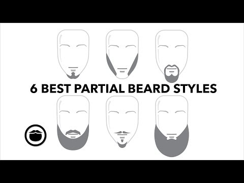 The 6 Best Partial Beard Styles | Eric Bandholz