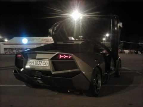 Lamborghini Reventon replica 2013
