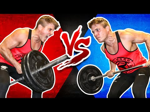 Barbell Bent-Over Row Vs T-Bar Row | WHICH BUILDS A THICKER & WIDER BACK?