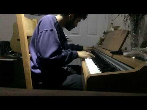 Giggs - Peligro ft. Dave - piano cover
