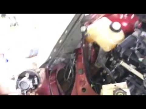 2007 Ford Focus 2.0 Power Steering Replacement