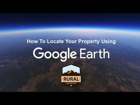 How to locate your property with Google Earth's free software