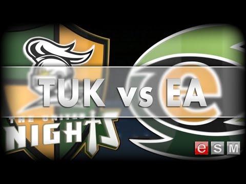 eSM | THE UNITED KNIGHTS vs EA RIIVAA, GAME 1, 2014-05-07