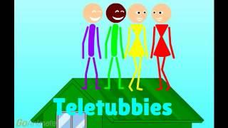 Teletubbies Intro- Po as the missing Teletubby