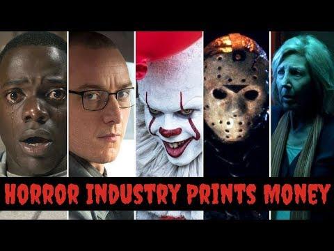 Jason Blum: How Horror Movies Became a Money Making Machine (Blumhouse)