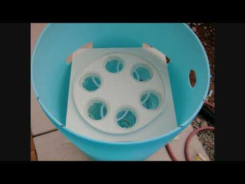 diy filter sock chamber for my koi pond