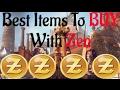 Neverwinter Newbie: Top 5 Best Items To Purchase with Zen. (Zen Tips) Part 1