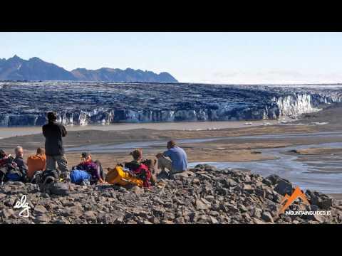 Núpsstaðarskógar - Skaftafell