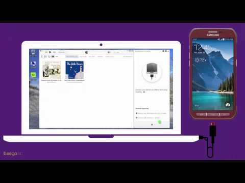 Android: How to Sync iTunes Audiobooks to Samsung Galaxy S5 Active ?