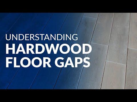 Understanding Hardwood Floor Gaps