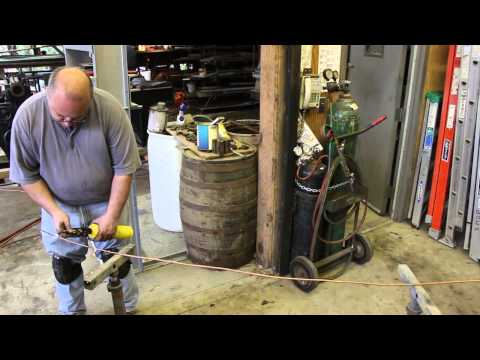 Replacing Head Gaskets on a Steam Locomotive