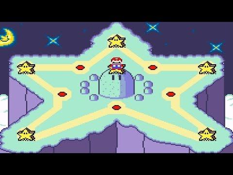 Super Mario World Co-Op Walkthrough - Part 8 - Star Road