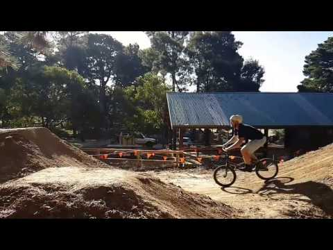Large Dirt Jumps 01 - Anglesea Bike Park
