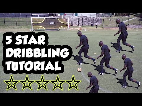 5 Star Dribbling Tutorial to Improve Ball Control and Weak Foot