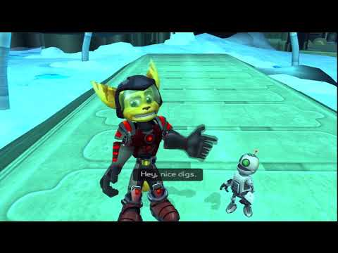 Ratchet and Clank : Going Commando -58- Groovy Lube