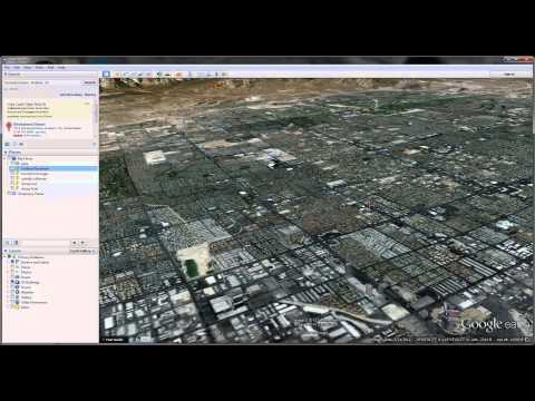 Google Earth Flythrough Tutorial