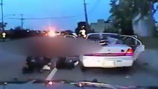 Philando Castile death: Police dashcam video released