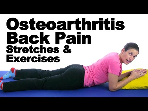 Osteoarthritis Back Pain Stretches & Exercises - Ask Doctor Jo