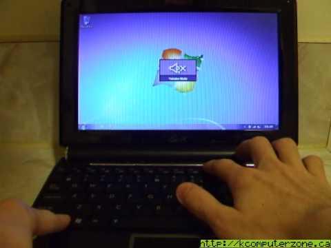 Windows 7 on Asus Eee PC 1000ha/1000he