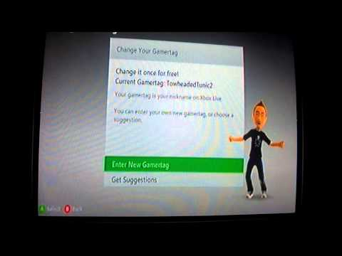 Changing My Gamertag