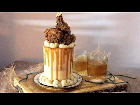 October 8: Fried Chicken Cake