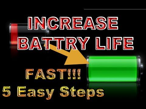 5 Ways to INCREASE BATTERY LIFE (iOS 4) [iPhone | iPad | iPod Touch]