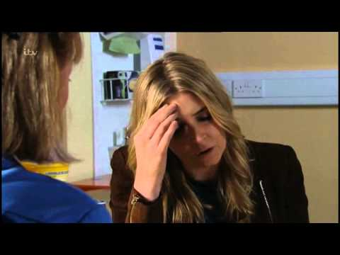 Emmerdale - Charity Goes To The Abortion Clinic