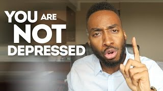 "Sorry, but somebody had to say it.  Note: This video focuses on Mood Depression. Furthermore, this is not a purported ""cure"" for depression. This is a call to live in reality. Depression is not YOU. It is something that you are the witness of. The witness of Depression is not Depressed. The witness of anxiety is not anxious. If you have an open mind, I urge you to sit with this. Who is the witness of thoughts? Stay in this place. Many of us have come to protect and defend our prisons but this has never served us. Nutrition change, exercise, natural medicine, in some cases pharmaceutical and psychotropic medication, SPECT scan to diagnose brain health (you are not stuck with the brain you have, you can improve its health). All of these tactics should be explored to treat depression symptoms. Never forget though, that YOU are the pure witness. You are the sky. Do not identify with what comes and goes.  Join My Motivational List and get Exclusive Videos, Discounts and Updates http://princeea.com/exclusive  Prince EA http://www.facebook.com/princeea http://www.twitter.com/PrinceEa // @PrinceEa http://www.princeea.com http://princeea.tumblr.com"