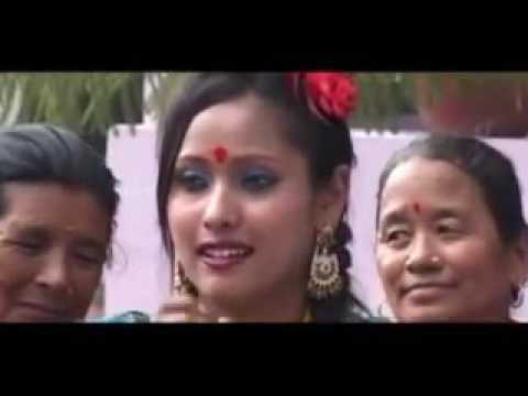 Xxx Mp4 Ghamsa Ghamsi Dohori Bhet Hune Kahile Ho Sarita Karki And Naresh Khati 3gp Sex