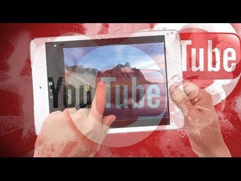 IPad and IPhone YouTube to Smart TV