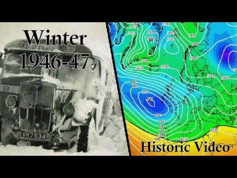 Historic Weather - Winter 1946-47