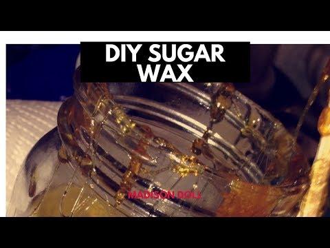DIY: Sugar Waxing
