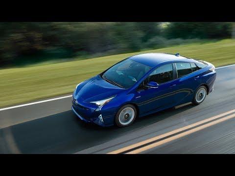 Toyota Prius Hybrid 2018